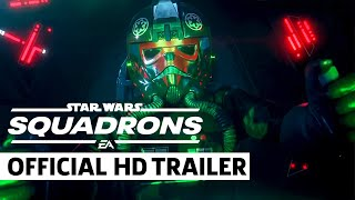 Star Wars: Squadrons - Official Reveal Trailer