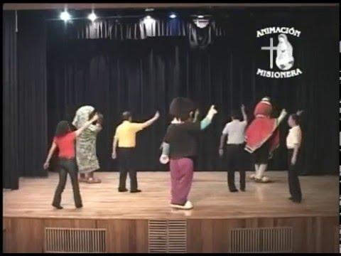 Coreografía misionera - Primavera para el mundo