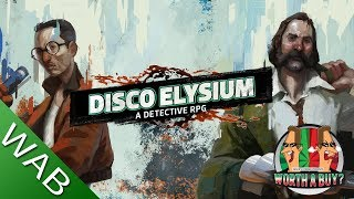 Disco Elysium Review - New Standard for RPG's