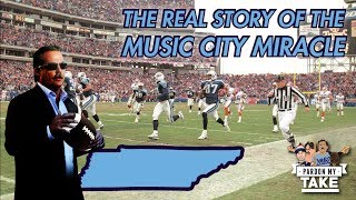 The Real Story of the Music City Miracle with Jeff Fisher