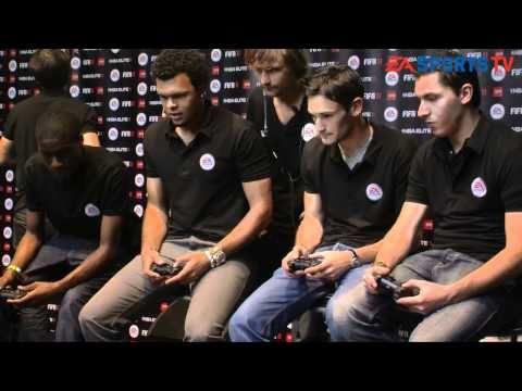 EA SPORTS TV #04 - La Soirée des Talents EA SPORTS - YouTube