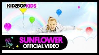KIDZ BOP Kids - Sunflower (Official Music Video)
