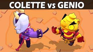 COLETTE vs GENE | 1vs1 | Evil Battle