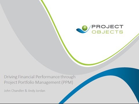 Driving Financial Performance through PPM