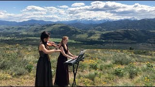 """Primavera"" (""Spring"") in the Mountains 