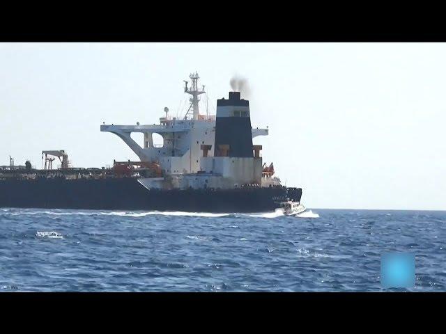 英控伊朗企圖劫持油輪 英海軍護衛驅離