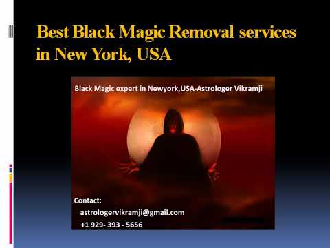 Best & Top Black Magic Removal Services in New York