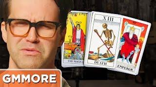 Weird Tarot Card Readings