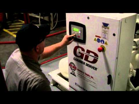 Compressed Air Service: Anytime, Anywhere