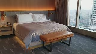 Intercontinental Downtown Los Angeles One Bedroom Suite