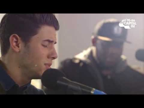 Nick Jonas - 'Lay Me Down' (Sam Smith Cover) (Capital Session)