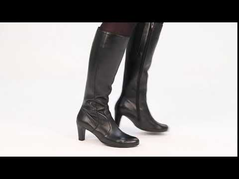 0f2b8953fb5 Gabor Maybe S Women s Black Long Boots