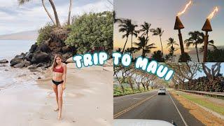 First Trip To Maui 2019 | Travel Vlog