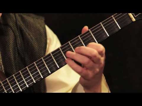 Ancient Future - Yearning for the Wind: Scalloped Fretboard and Tabla Duet