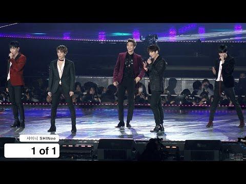 샤이니 SHINee[4K 직캠]1 of 1@1127 Rock Music