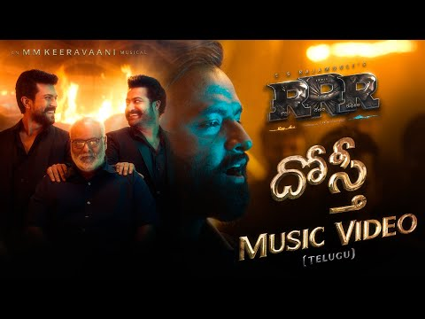 Dosti: First song from Rajamouli's RRR released