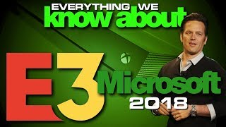 Xbox Biggest E3 News & Leaks - What you need to know about E3 2018 - Colteastwood 4K60