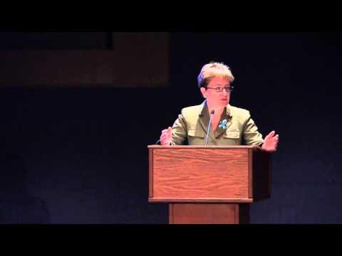 U.S.-Ukraine Foundation Forum - Congresswoman Marcy Kaptur (D-OH)