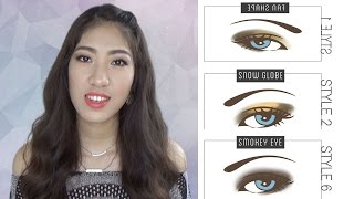 Cách Phối Màu Mắt Cho Người Mới Bắt Đầu [ VANMIU BEAUTY ]