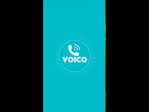 Video: Voico - Free International Texting, Audio and Video Calling App with Call Recording Functionality