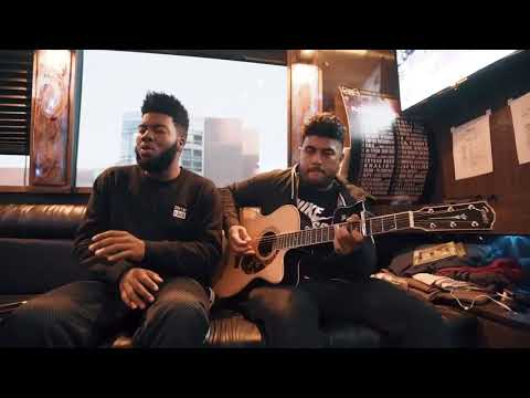 Khalid covers Love Galore by SZA