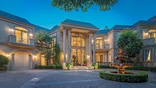 Beverly Hills Estate - Home Tour