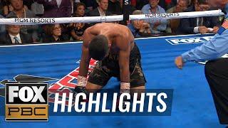 Luis Nery KO's Juan Carlos Payano in the 9th round | HIGHLIGHTS | PBC ON FOX