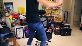 (LEAKED) Ali A Twerking (THICC)