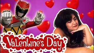 Power Rangers Valentine's Day