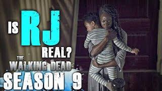 The Walking Dead Season 9 - Is RJ even Real?