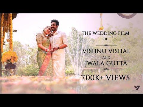 Vishnu Vishal weds Jwala Gutta- The Wedding Film