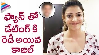 FB Live Interview: Kajal Aggarwal about dating a fan, abou..