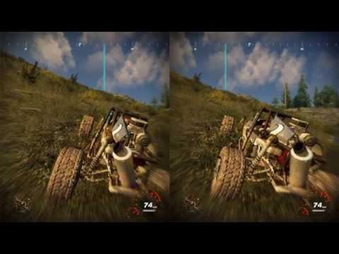 Crosseyegaming 3D - Full Height HD - FUEL (2009)