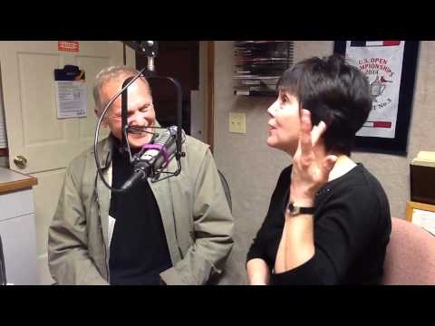 Joyce Dewitt & Tab Hunter on Star 102.5