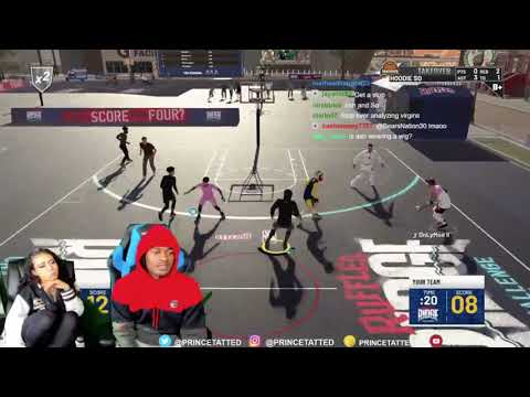 SoLLUMINATI Rages & Ends His Stream After Playing NBA 2K19 Ruffles