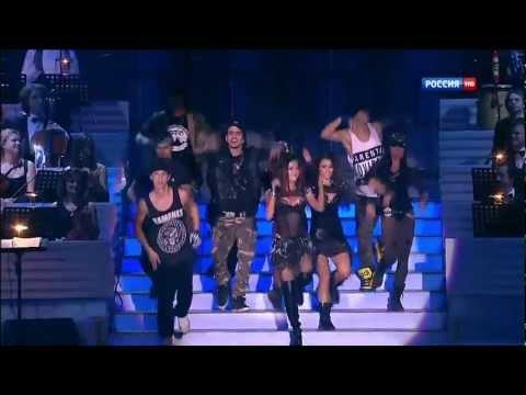 Нюша - Выше (Песня Года 2012)