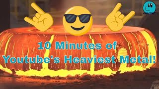 10 Minutes of Youtube's Heaviest Royalty Free Metal Music by Gameznet