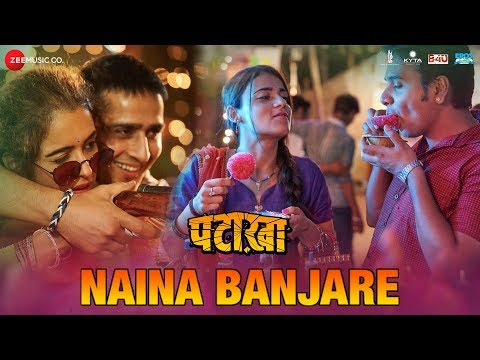 Naina Banjare - Pataakha - Arijit Singh - Sanya Malhotra & Radhika Madan - Vishal Bhardwaj - Gulzar