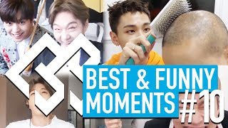 Reserved & Quiet Idols: BTOB #10 - Best & Funny Moments! (Reuploaded)