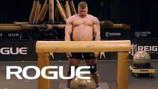 Men's Manhood Stone Challenge | Rogue Record Breakers 2020