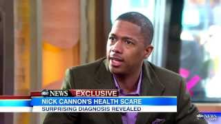 Nick Cannon Interview on 'GMA': Discusses Lupus-Like Autoimmune Disease, How He's Changed as a Dad