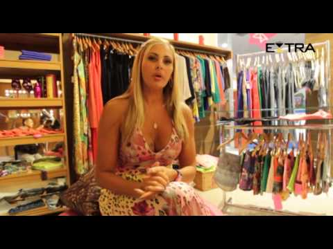 Baixar Angela Bismarchi vira empresária de moda