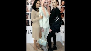 Jeffree Star Goes To Morphe Foundation Launch Party  SnapChat Story
