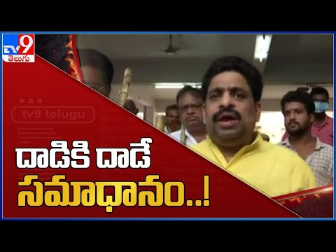 Fasak: TDP will repel YSRCP attack on party offices with violence, says Buddha Venkanna