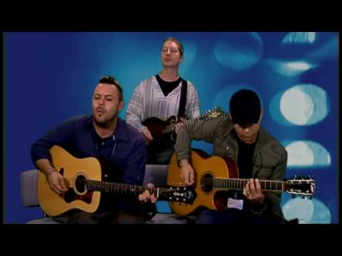 Blue October play acoustic version of 'Say It'