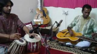 Ranjan Kumar - Raga Jog, Dhun with Suraj Nirwan