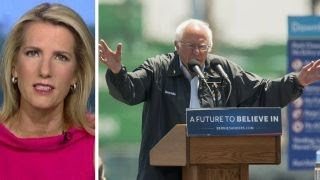 Ingraham: I would not be surprised if Bernie pulled an upset