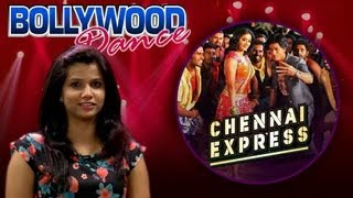 1234 Get On The Dance Floor || Female Lead Dance Steps || Chennai Express
