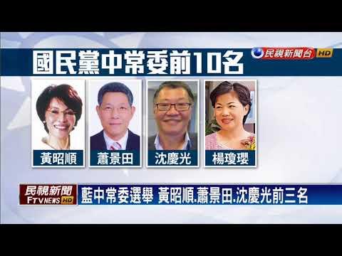 國黨中常委選舉「賄聲賄影」 傳六位數包票-民視新聞