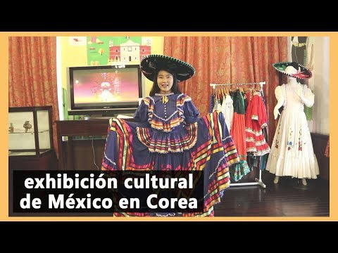 VLOG COREA con alberto y lina│Fuí a la exhibición mexicana